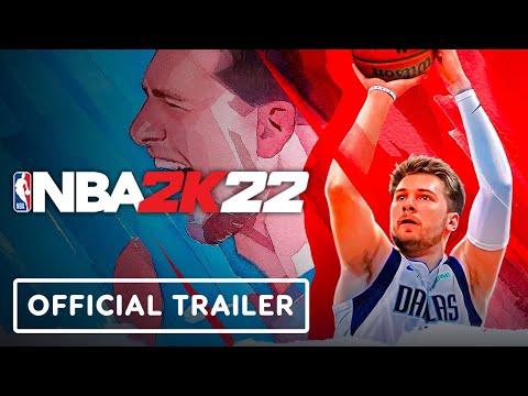 NBA 2K22 - Official Announcement Trailer