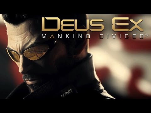Deus Ex: Mankind Divided - Launch Trailer