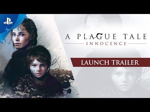 A Plague Tale: Innocence - Launch Trailer   PS4
