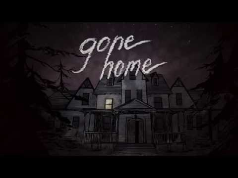 Gone Home Official Promotional Trailer