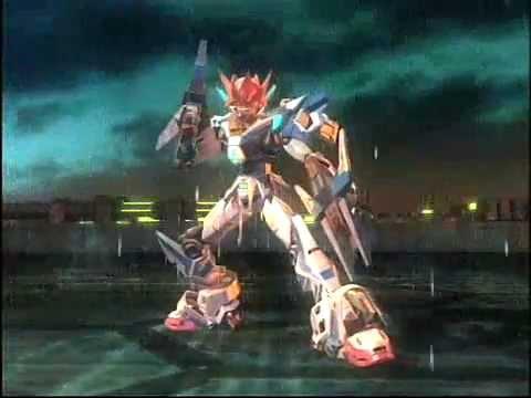 Custom Robo - E3 2003 Trailer