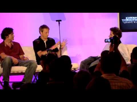 Jamie Kennedy Activision's E3 Press Conference 2007