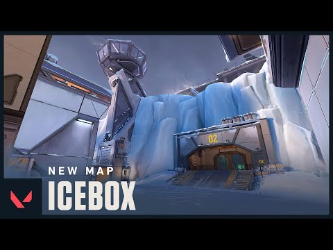 Enter the Icebox // Map Reveal - VALORANT