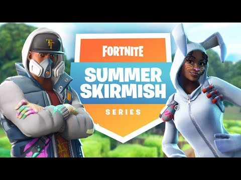 Fortnite Summer Skirmish Grand Finals - PAX West 2018 Live!