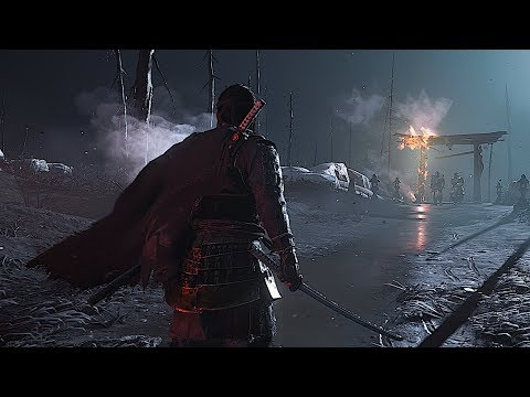 Ghost of Tsushima Gameplay Trailer (2020)