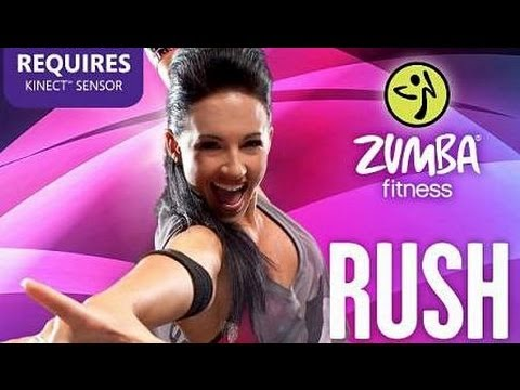Zumba Fitness Rush - Official Teaser Trailer (Kinect)