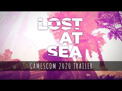 Lost At Sea - gamescom 2020 Trailer