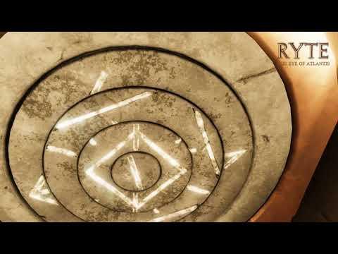 RYTE : The Eye of Atlantis - Commented Gameplay Trailer