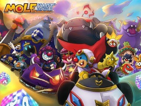 Mole Kart I - Universal - HD Gameplay Trailer