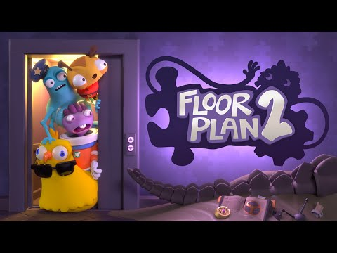 Floor Plan 2 | Announce Trailer | Oculus Quest + Rift Platforms