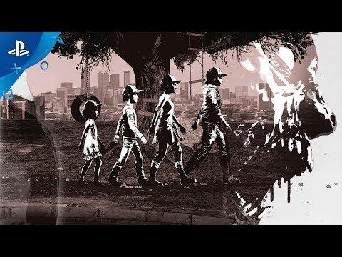 The Walking Dead: The Telltale Definitive Series - Pre-order Announce Trailer | PS4