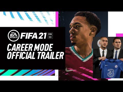 FIFA 21 | Official Career Mode Trailer