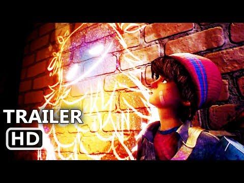 PS4 - Concrete Genie Trailer (2017) PGW
