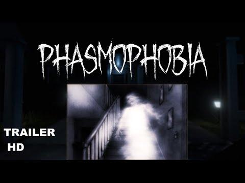 PHASMOPHOBIA TRAILER (2020) VR HORROR GAME