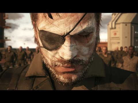 MGSV: THE PHANTOM PAIN - E3 2014 Trailer (CHN)