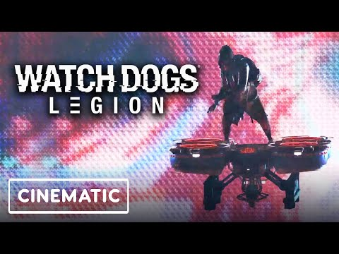 Watch Dogs Legion - Cinematic Trailer | Ubisoft Forward
