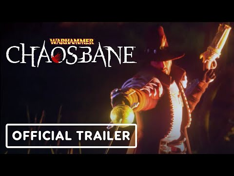 Warhammer: Chaosbane - Official Witch Hunter Trailer
