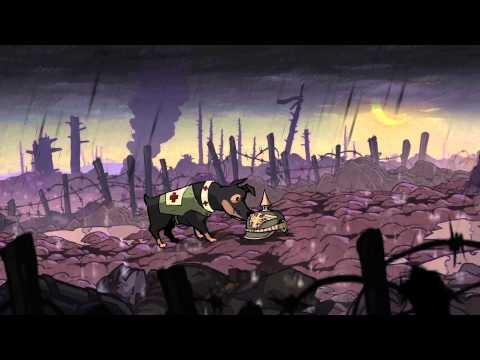 Valiant Hearts E3 Trailer [US]