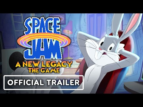 Space Jam: A New Legacy The Game - Official Reveal Trailer