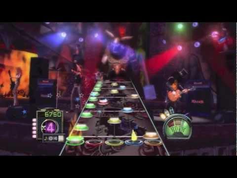 Guitar Zero - Through the Fire and Flames - Expert 100% FC - HD