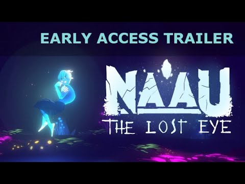 Naau: The Lost Eye - Announcement Early Access Trailer