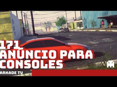 "171 - Trailer de anúncio para consoles do ""GTA Brasileiro"""