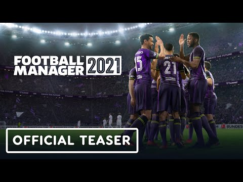 Football Manager 2021 - Official Teaser