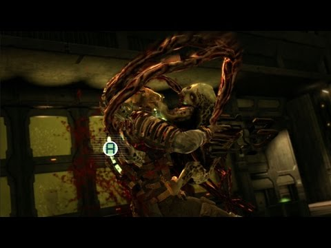 Dead Space   Lurker Introduction (Cloned Baby Necromorphs)