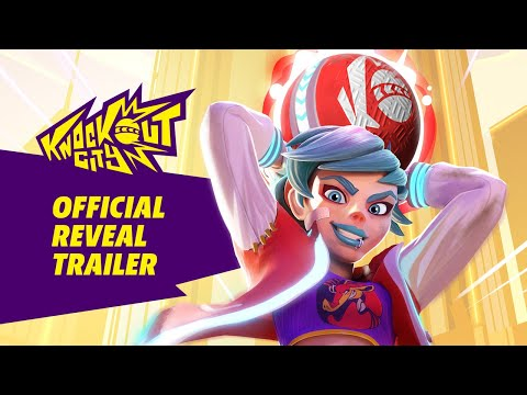 Knockout City: Official Reveal Trailer