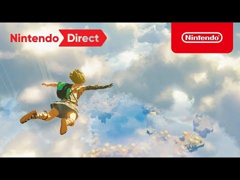 Sequel to The Legend of Zelda: Breath of the Wild - E3 2021 Teaser - Nintendo Direct