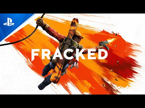 Fracked - Teaser Trailer | PS VR