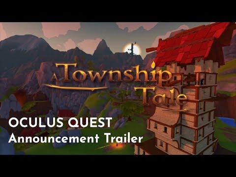 A Township Tale   Oculus Quest   E3 Announcement Trailer