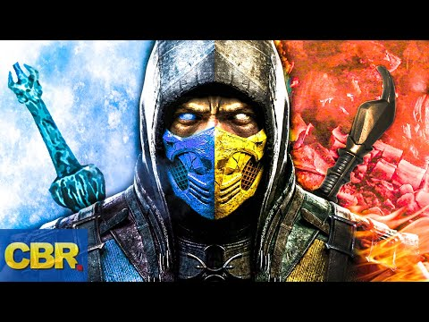 Mortal Kombat: Sub-Zero And Scorpion's Rivalry Explained