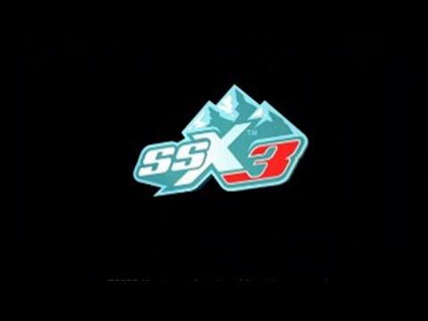SSX 3 - E3 2003 Trailer (2003) GameCube/Playstation 2/Xbox