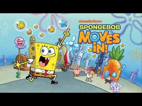 SpongeBob Moves In - Trailer
