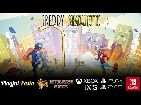 Freddy Spaghetti - Launch Trailer