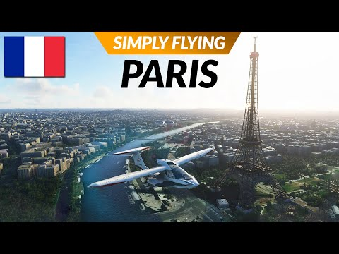 Flight Simulator 2020 Paris - France