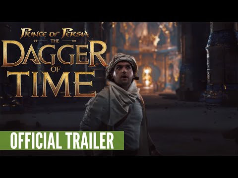 Prince Of Persia: The Dagger Of Time (Ubisoft)