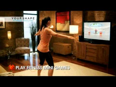 Your Shape: Fitness Evolved Trailer (Kinect - Xbox 360)