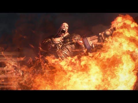 Resident Evil 3 Special Developer Message