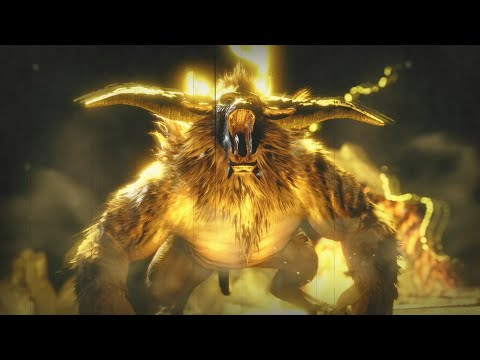 Monster Hunter Rise - Rajang Boss Fight #32
