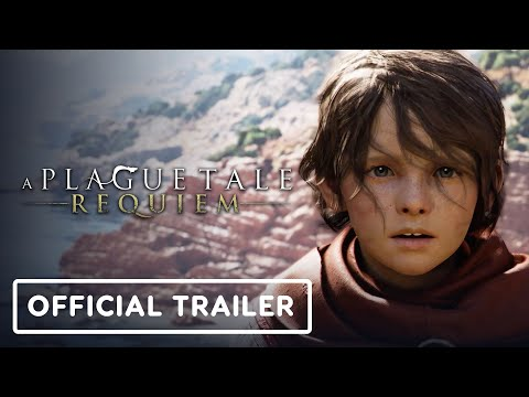 A Plague Tale: Requiem - Official Reveal Trailer | E3 2021