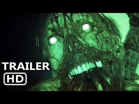 PS4 - Outlast 2 Official Launch Trailer