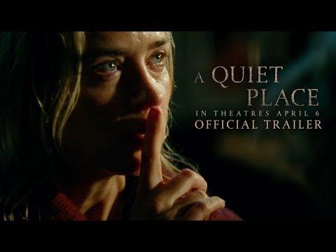 A Quiet Place (2018) - Official Trailer - Paramount Pictures