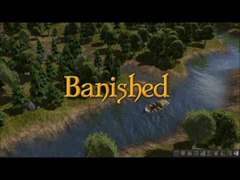 Banished - Gameplay Trailer HD