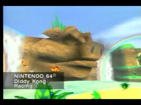 Diddy Kong Racing Promotional Trailer 1998