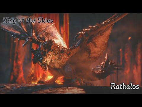 Monster Hunter Rise - Rathalos Boss Fight #22