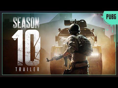 Season 10 Haven Launch Trailer | PUBG