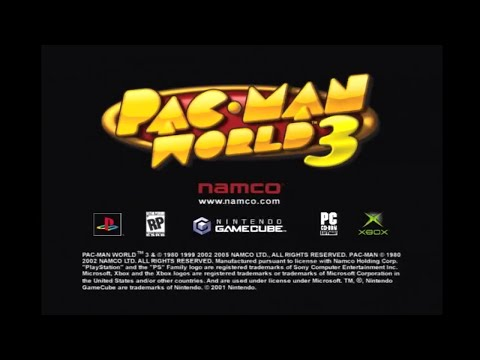 Pac-Man World 3 - E3 2005 - Trailer