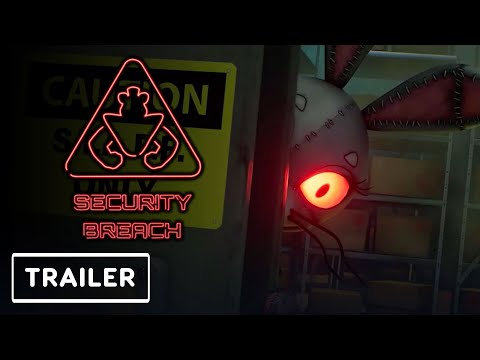 Five Nights at Freddy's: Security Breach - Trailer | State of Play Trailer